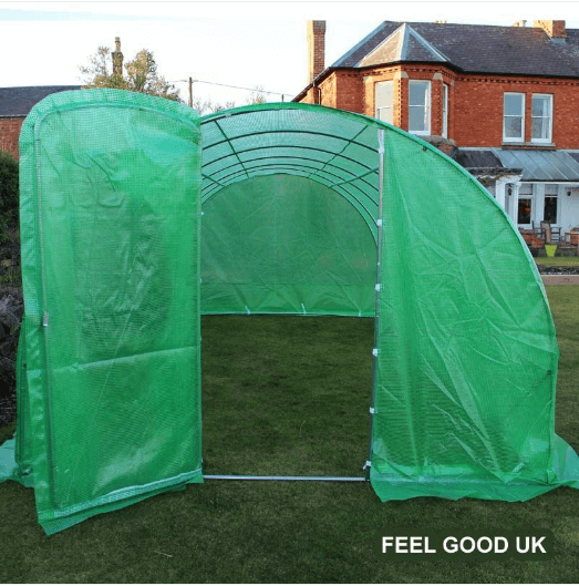Starting a Garden? See One of Our Many Polytunnels for Sale
