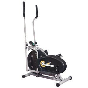 2 in 1 Elliptical Cross Trainer and Bike