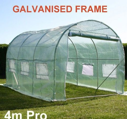 Polytunnel Galvanised 13 X 7FT