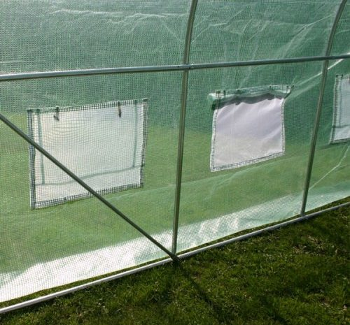 Polytunnel Galvanised 10 x 7FT