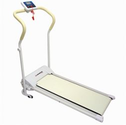 White Power Plus Treadmill With Warranty