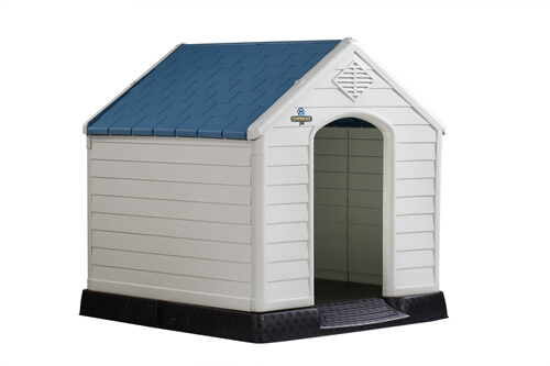XL Plastic Dog Kennel