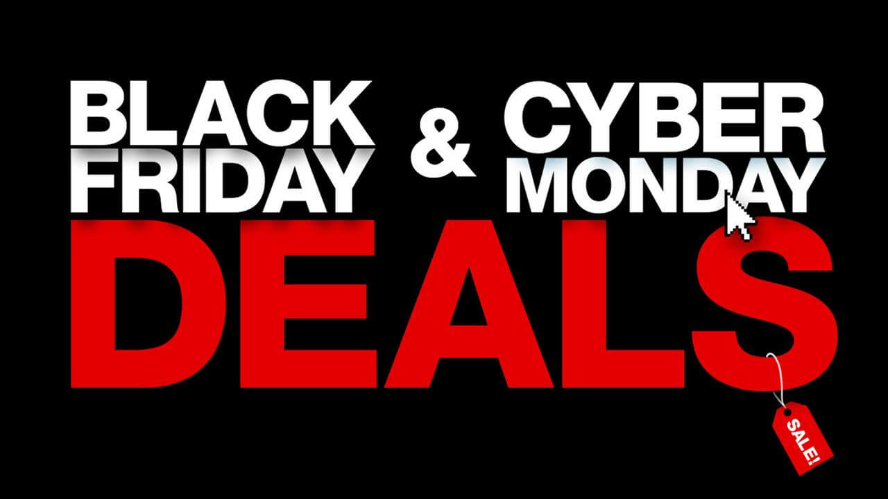 Best Black Friday & Cyber Monday Deals 2018