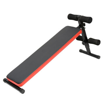 Fitness Sit Up Ab Bench