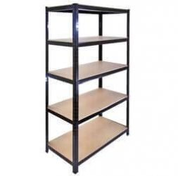 Heavy Duty 5 Tier Storage Shelving Unit