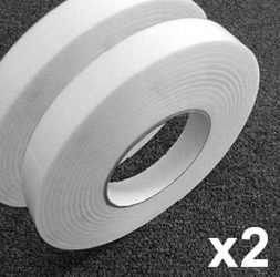 2 x Rolls Polytunnel Anti Hot Spot Tape