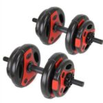 Pro 20kg Dumbbell Weights Set