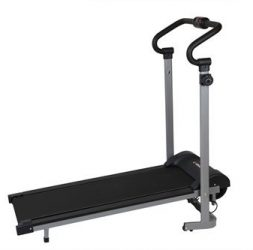 Fitness Magnetic Manual Treadmill