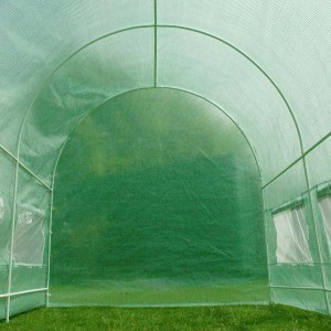 Spare 20FT X 10FT Polytunnel Plastic Cover Zip or Metal Door