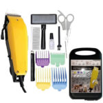 8 In 1 Professional 11PC Dog Grooming Clipper Trimmer Shaver