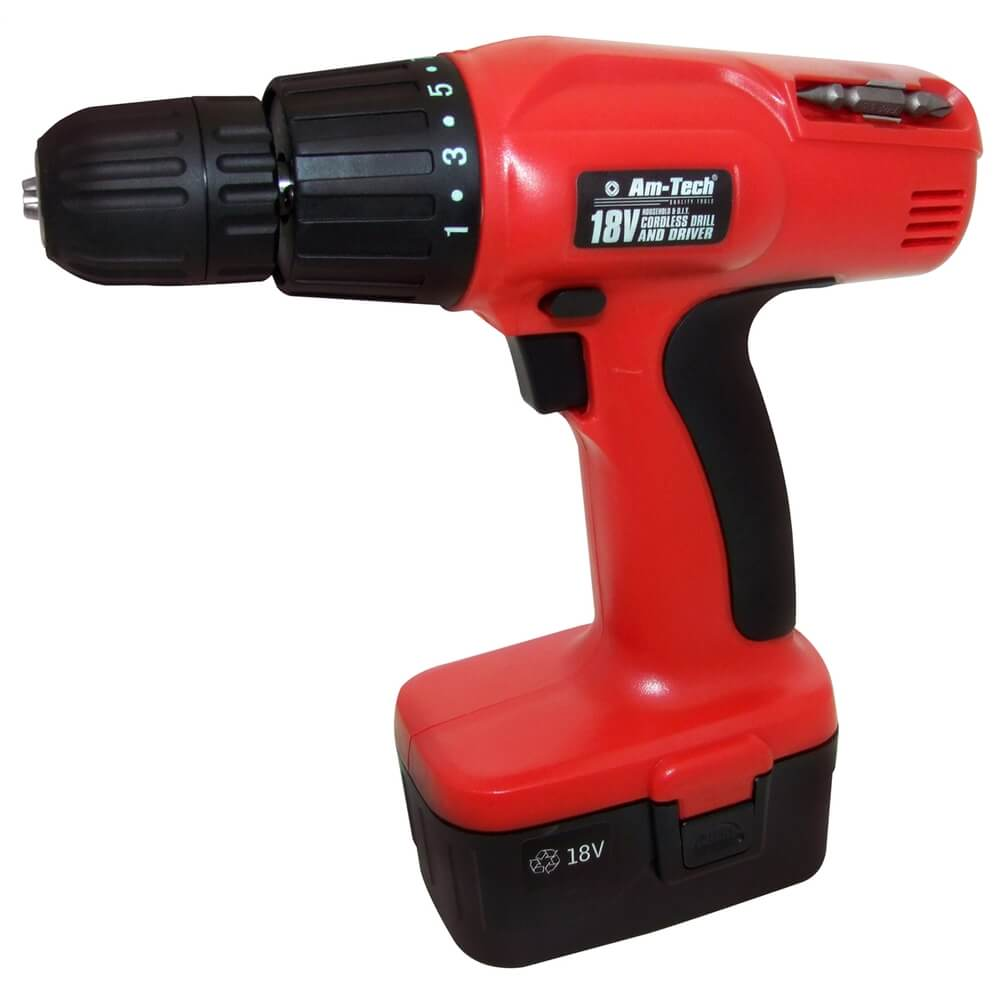 18V Cordless Drill And Driver