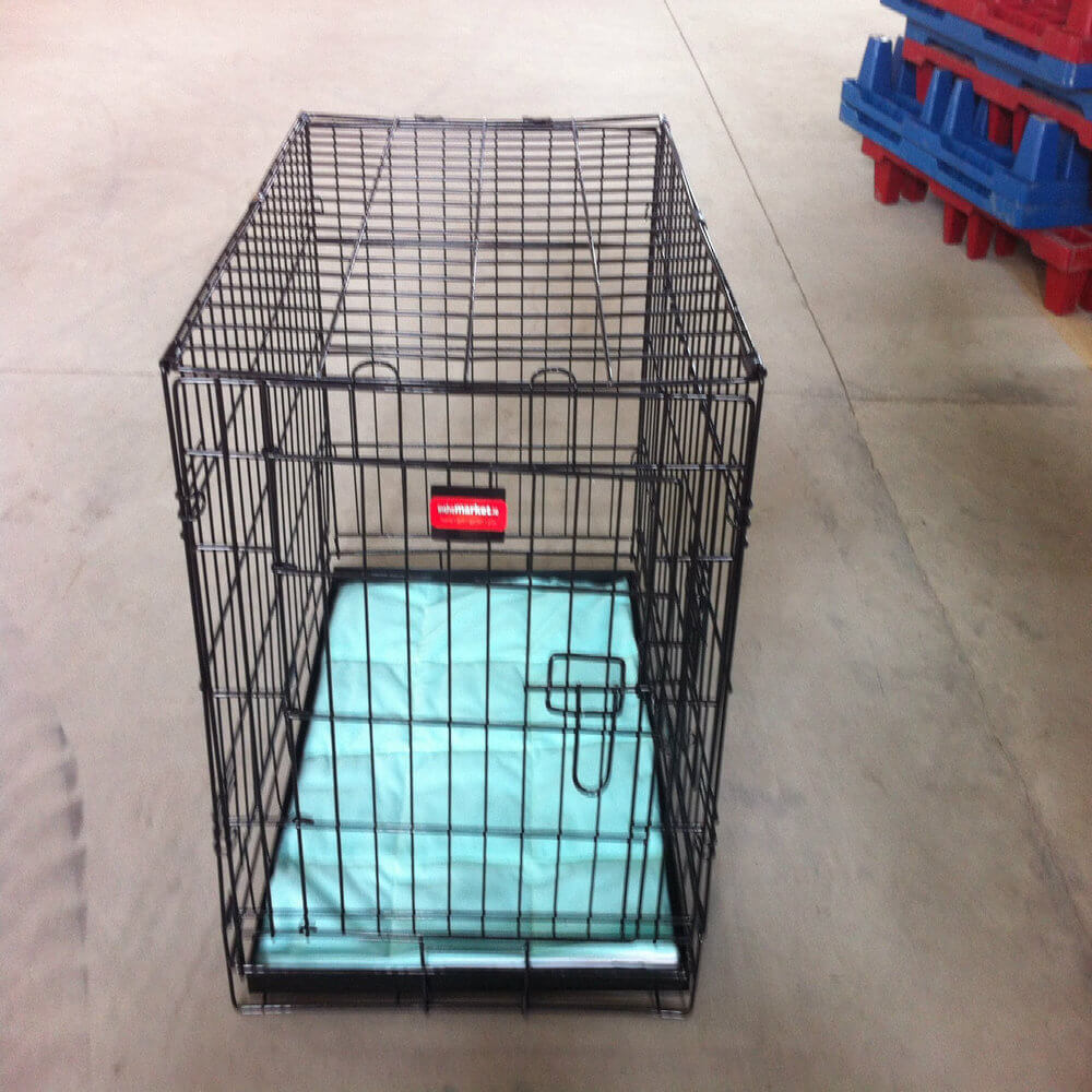 Cage With Bed