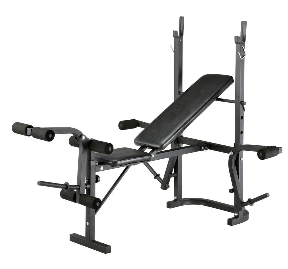 Foldable Home Gym Multi Use Weight Bench Inthemarket