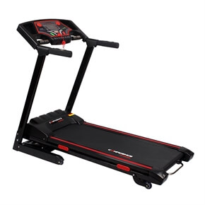 DISPLAY EBS Treadmill Heavy Duty Warranty