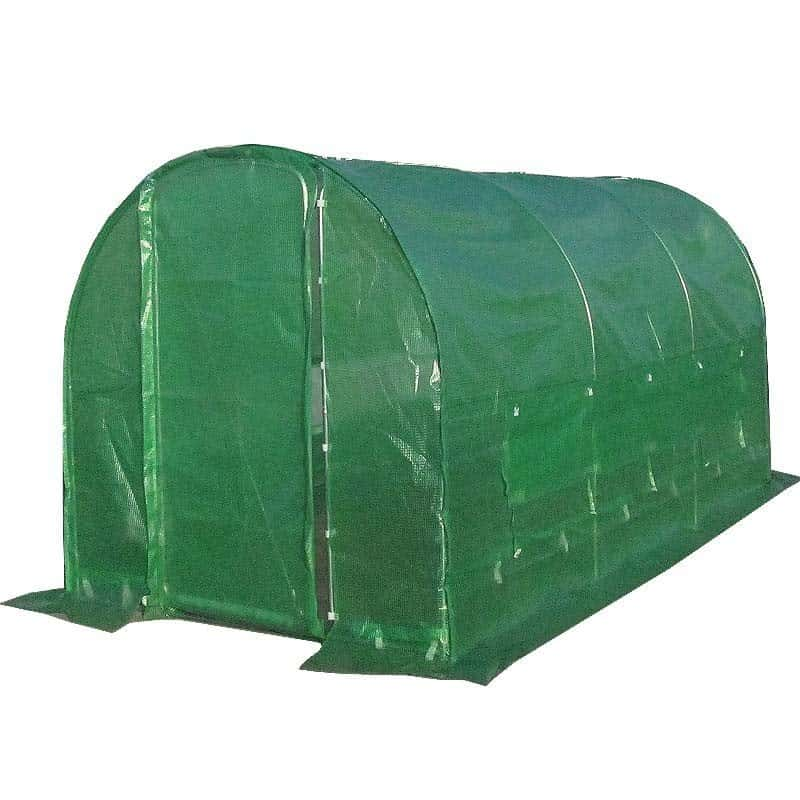 13 X 7FT Pro Polytunnel With Door