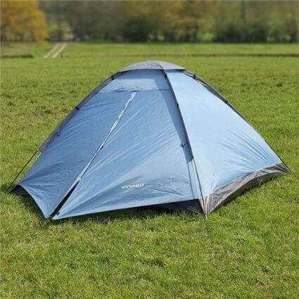 North Gear Camping Scott Waterproof 3 Man Tent