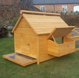 12 Bird Large Chicken Coop