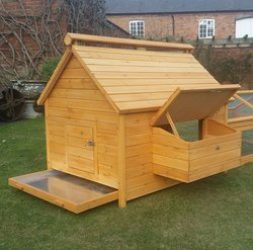 12 Bird Chicken Coop