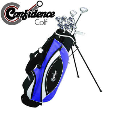 Golf Power 2 Golf Club Set Left hand -1″