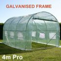 13FT X 7FT Polytunnel Galvanised