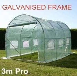 10FT x 7FT Polytunnel