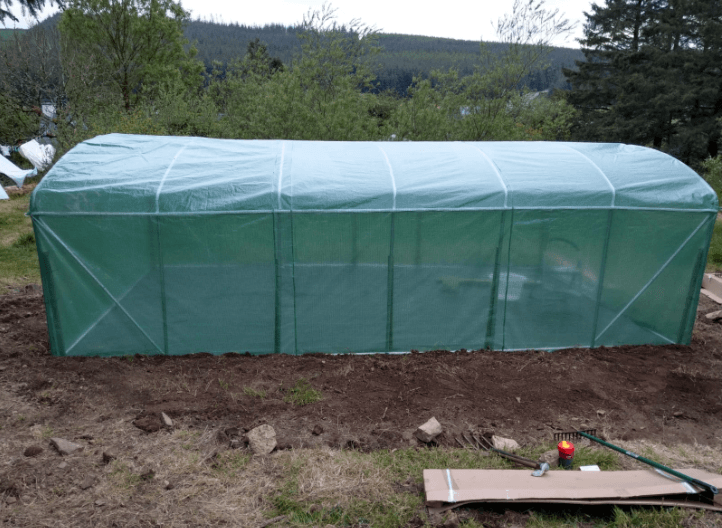 20 X 12FT 32MM Frame Super Pro Heavy Duty Polytunnel