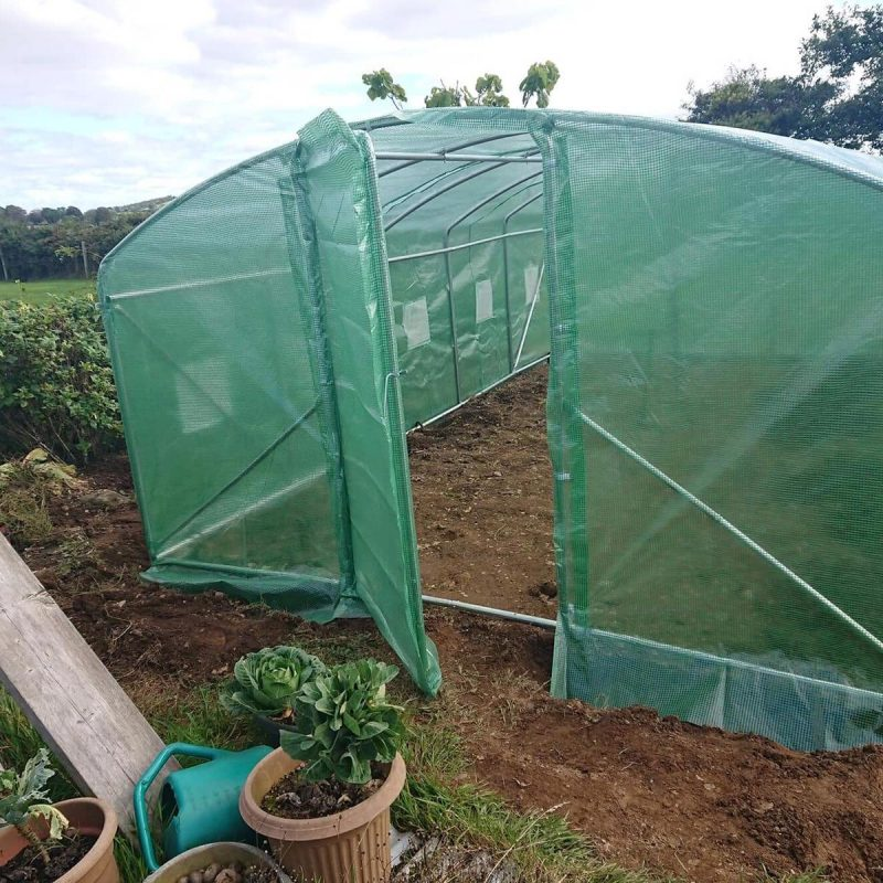 20 X 12FT 32MM Frame Super Pro MD Heavy Duty Polytunnel